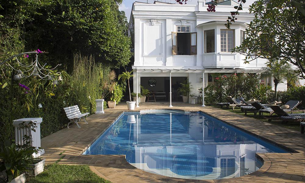 Brazil - Rio de Janeiro - 1569 - Mama Ruisa Exterior Swimming Pool