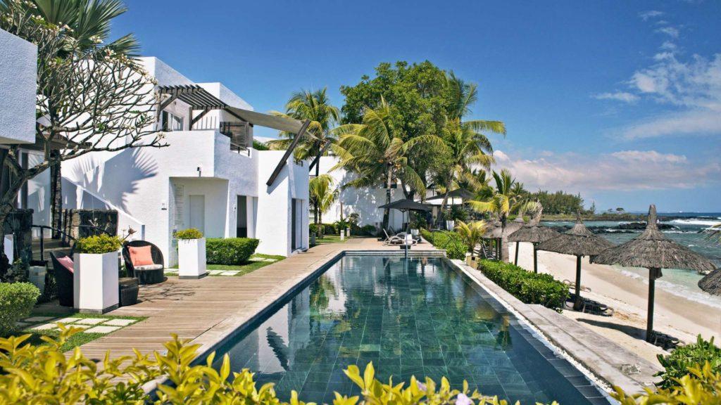 Mauritius - North West Coast - 3996 - Recif Attitude pool