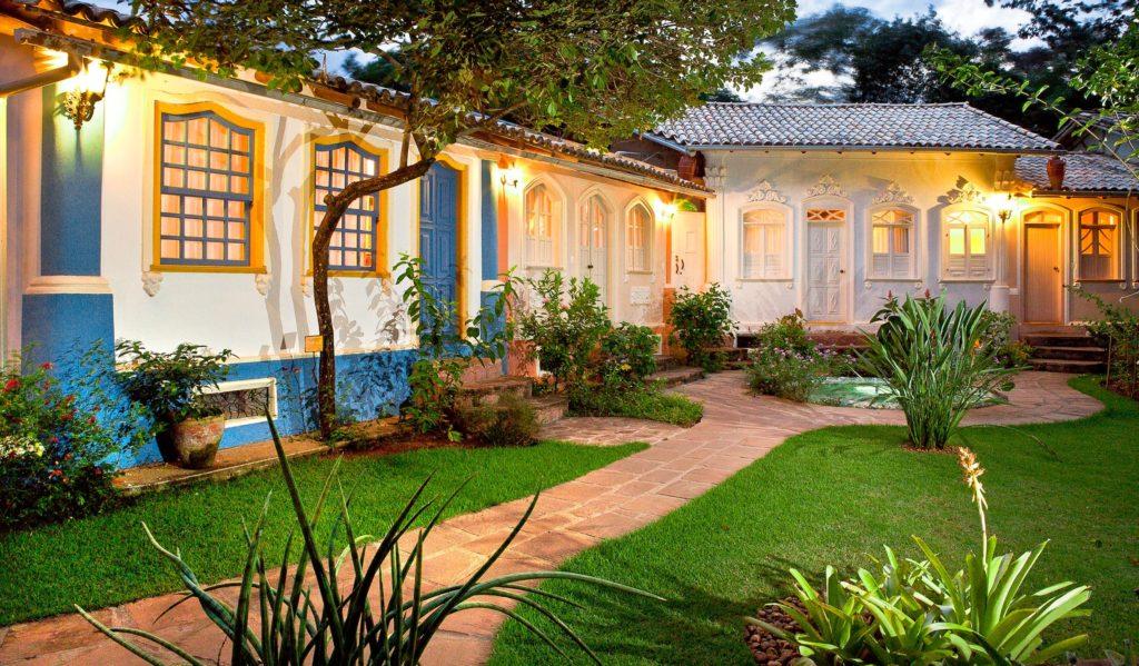 Brazil - Lecois - 1569 - Vila Serrano Hotel Exterior