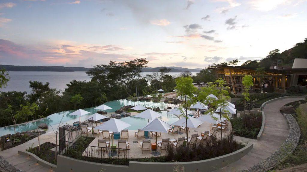 Costa Rica - Guanacaste - 1570 - Andaz Peninsula Papagoya Resort Pool