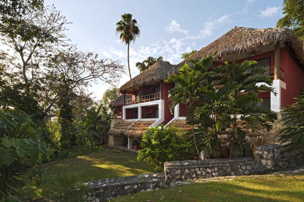 Guatemala - Peten - 10024 - Camino Real Tikal Gardens
