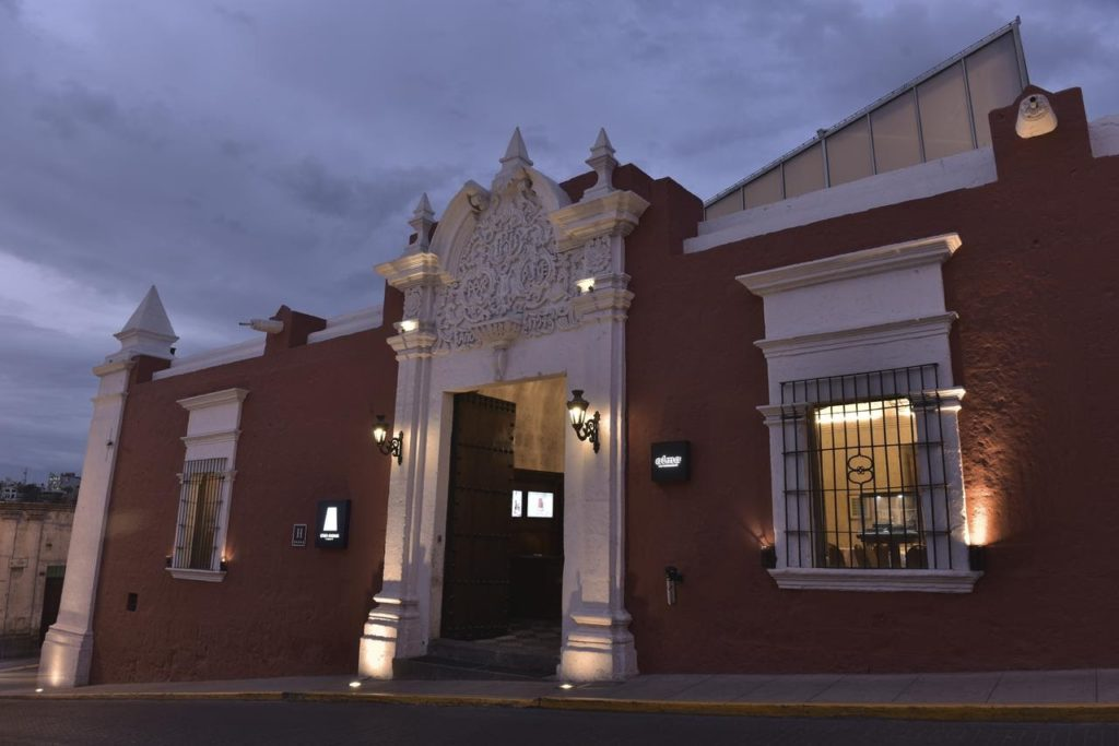 Peru - Arequipa - 1559 - Casa Andina Premium main entrance