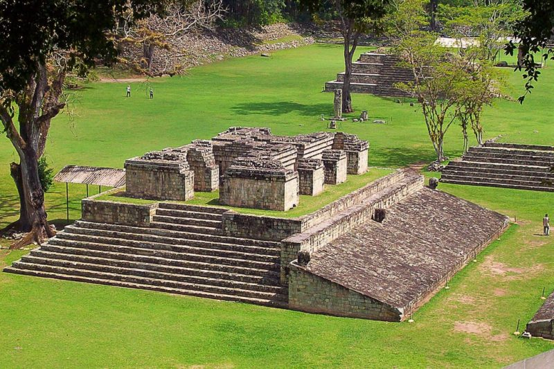 Honduras Highlights - 10024 - Copan Ruinas - Momuments