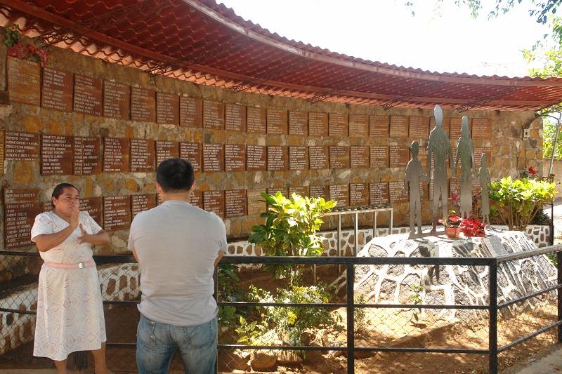 Complete El Salvador Experience - 10024 - Memorial - Cultural experience