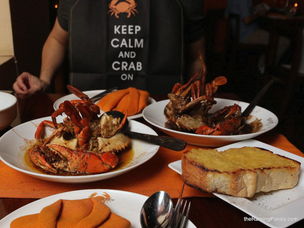 Sri Lanka - 1567 - Dinner at Ministry Of Crab - Sri Lankan Food