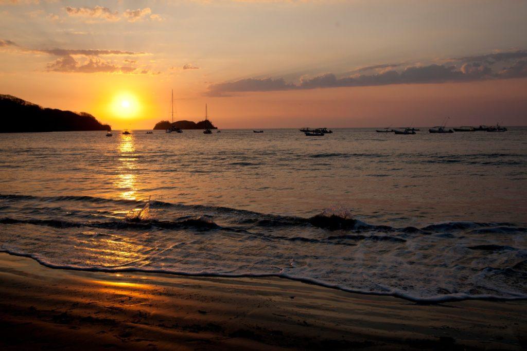 Chile - 1570 - Guanacaste Sunset