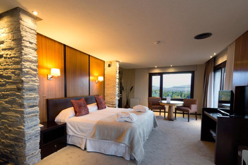 Argentina - El Calafate - 1584 - Imago Hotel Room Interior