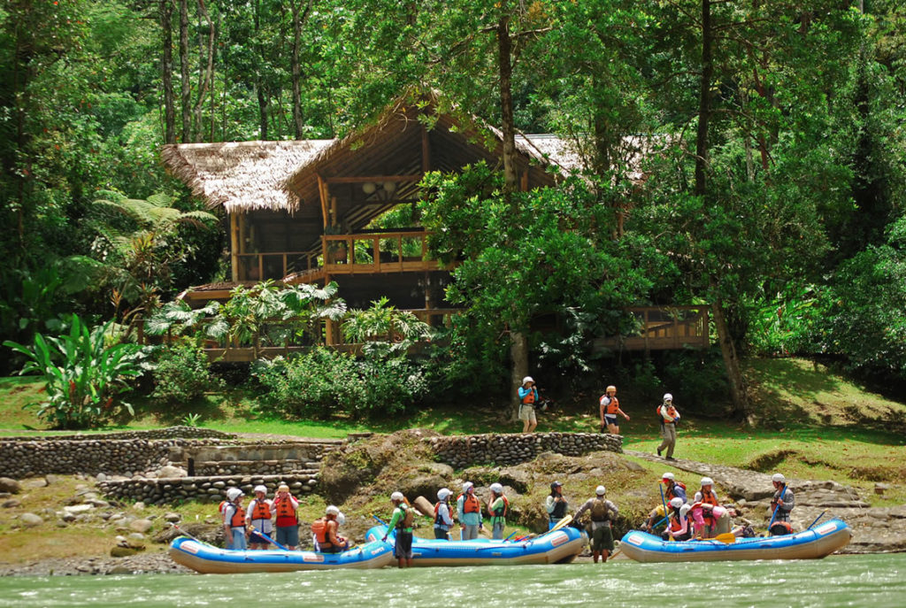 Costa Rica - 1570 - Pacuare Lodge River Rafting