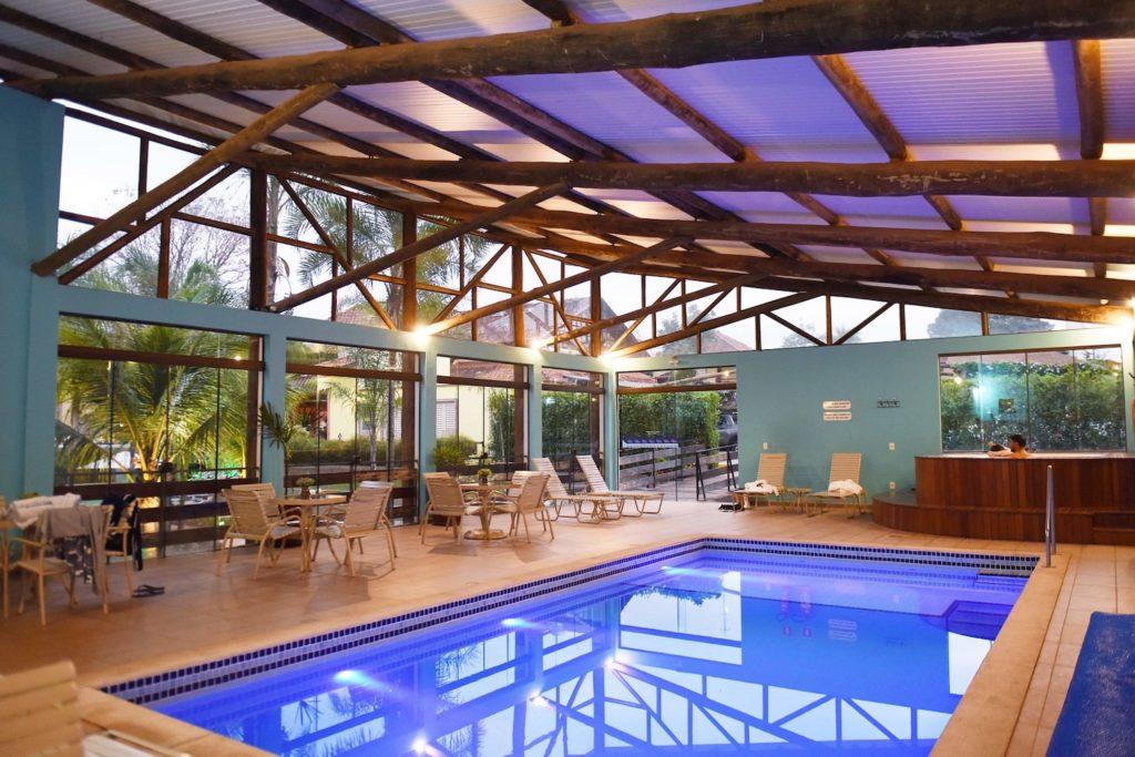 Brazil - Bonito - 1569 - Hotel Águas de Bonito Pool Interior