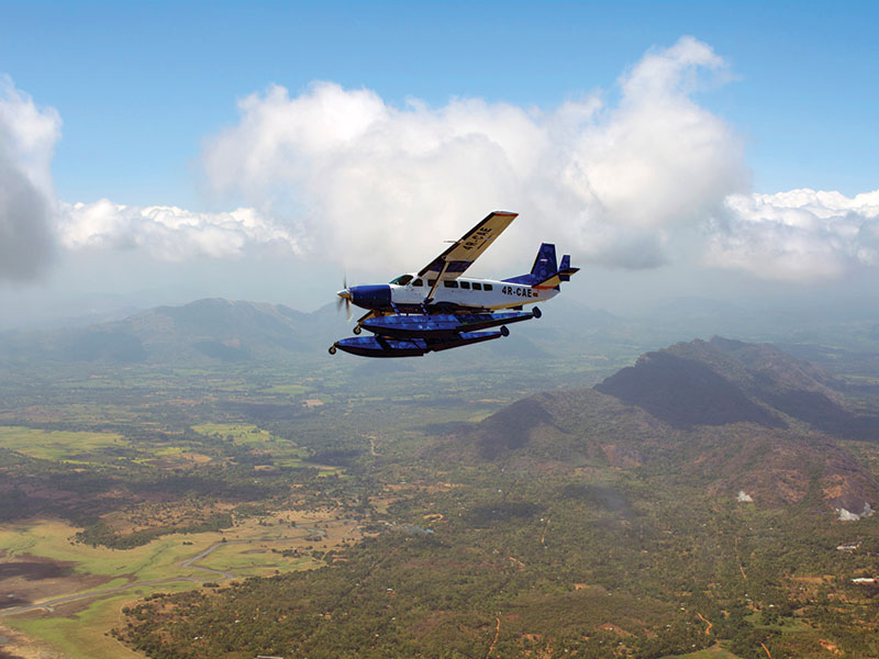 Exquisite Sri Lanka - 1567 - Private Sea Plane Air Transfer - Sri Lanka From Above