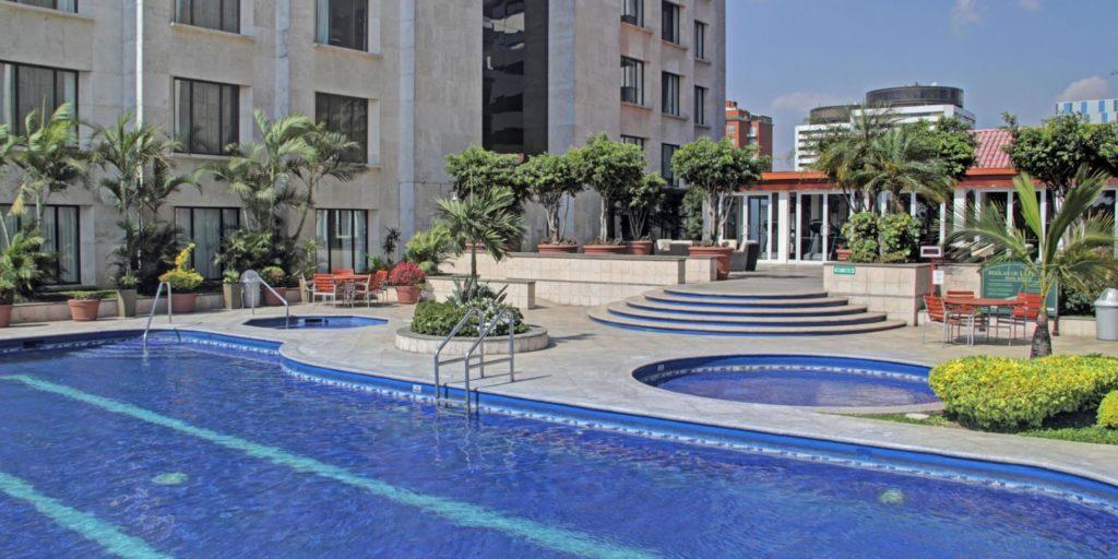 Guatemala - Guatemala City - 10024 - Real Intercontinental - Swimming Pool