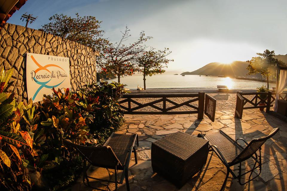 Brazil - Vila do Abraao - 1569 - Recreio da Praia Sunset Mountain Overlook
