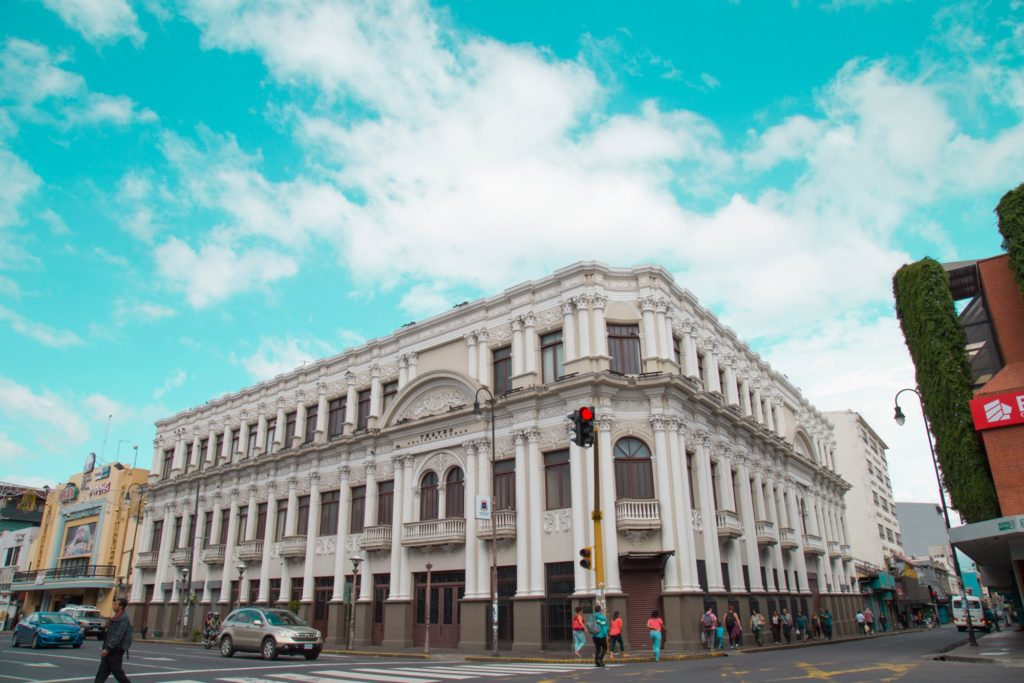 Costa Rica - 1570 - San Jose, City Tour, city scape