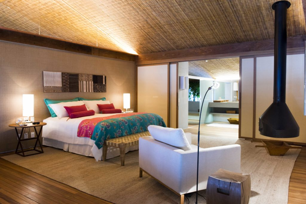 Brazil - Paraty - 1569 - Pousada Literária de Paraty - Suite Room