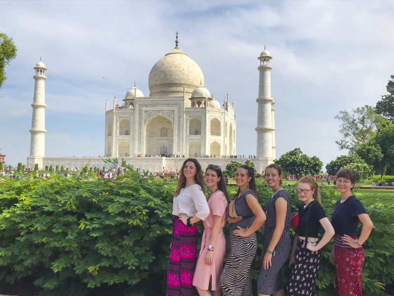 Taj Mahal India Experience