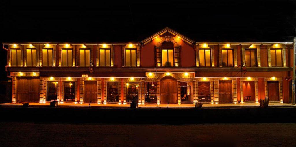 Bolivia - Uyuni - 1561 - Hotel Jardines de Uyuni Exterior