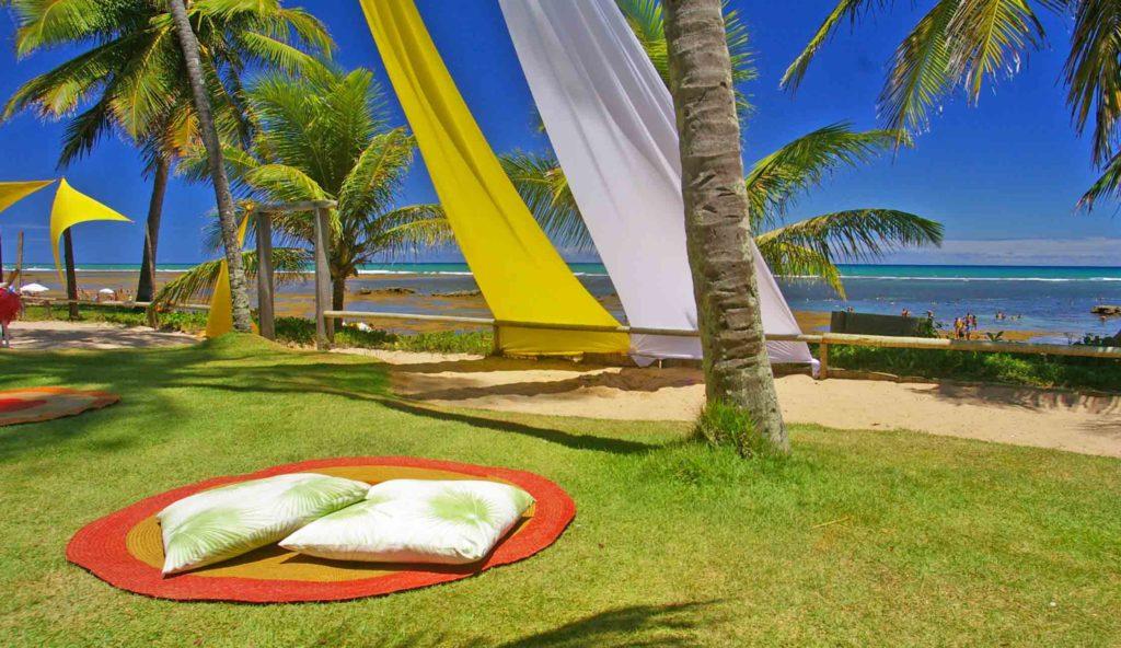 Brazil - Praia Do Forte - 1569 - Porto da Lua Hotel Beach Relaxation