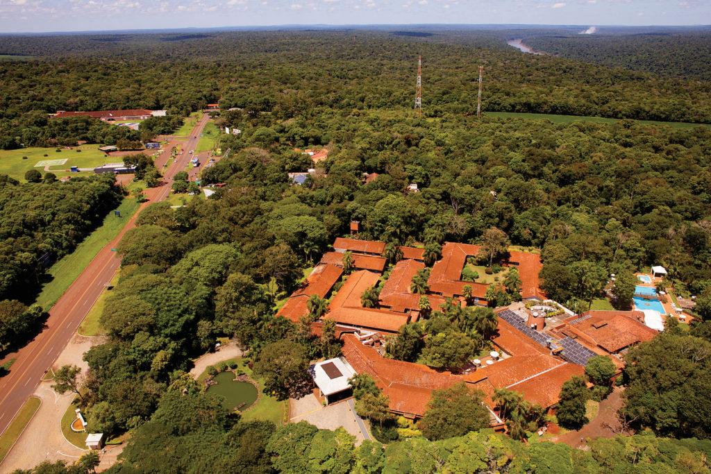 Brazil - Foz do Iguacu - 1569 - San Martin Hotel Surrounding Area