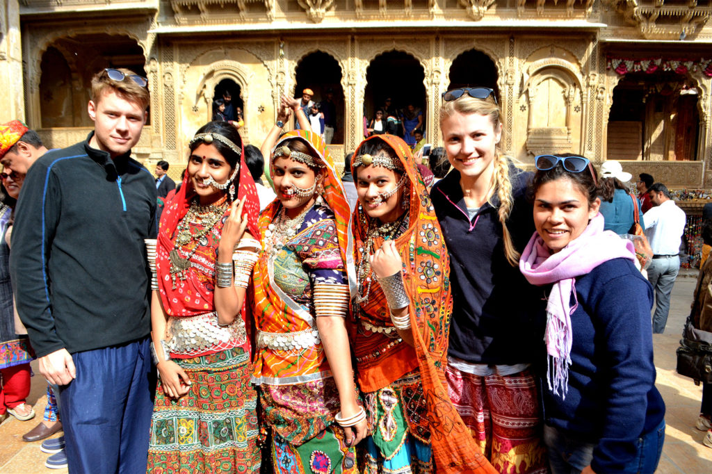 Cultural Experience in India