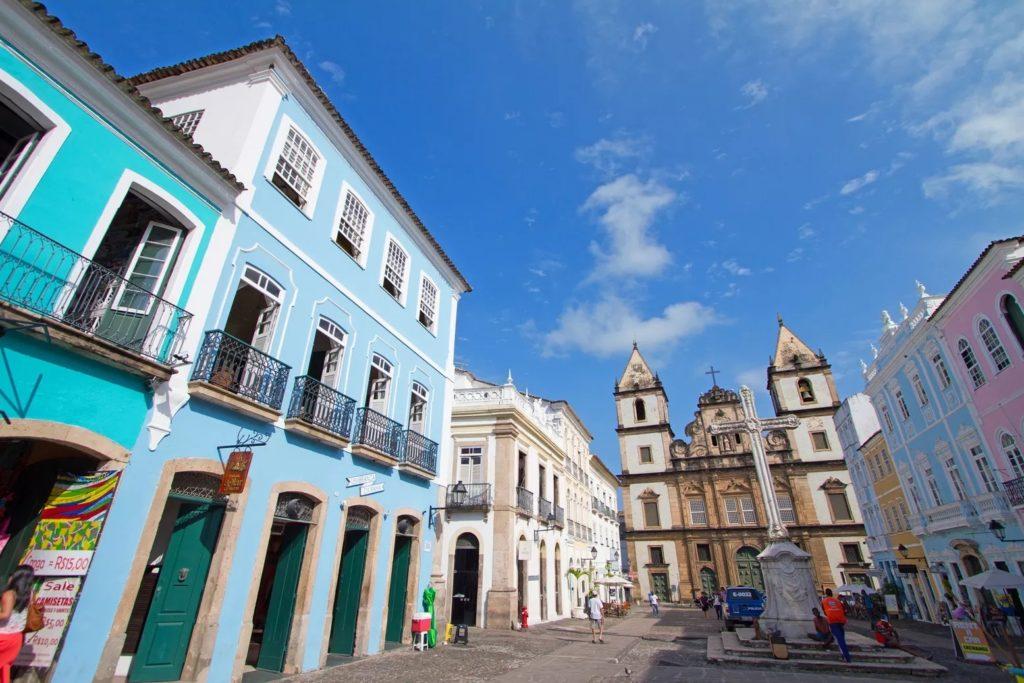 Brazil - Pelourinho - 1569 - Solar dos Deuses Hotel Surrounding Area