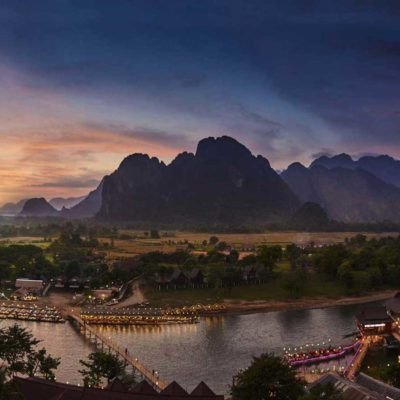 Pure Break Across Cambodia and Laos