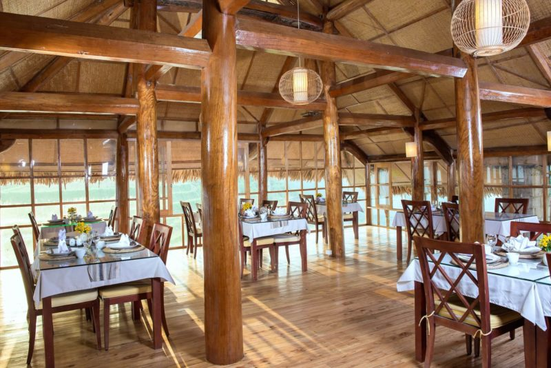 Vietnam - Sapa - 16103 - Stilt House Restaurant