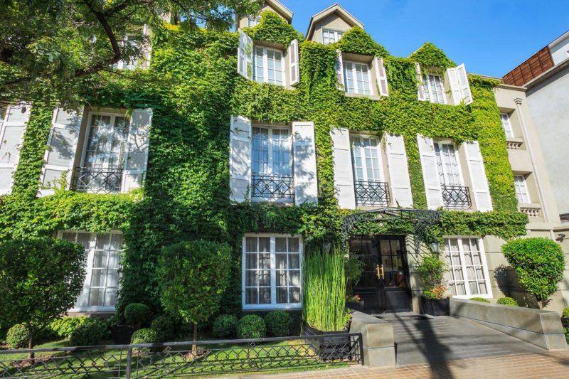Chile - Santiago - 1560 - Le Reve Hotel - Exterior