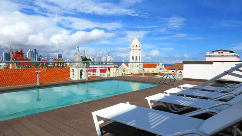 Panama - Panama City - 10024 - Central Hotel - Swimming pool