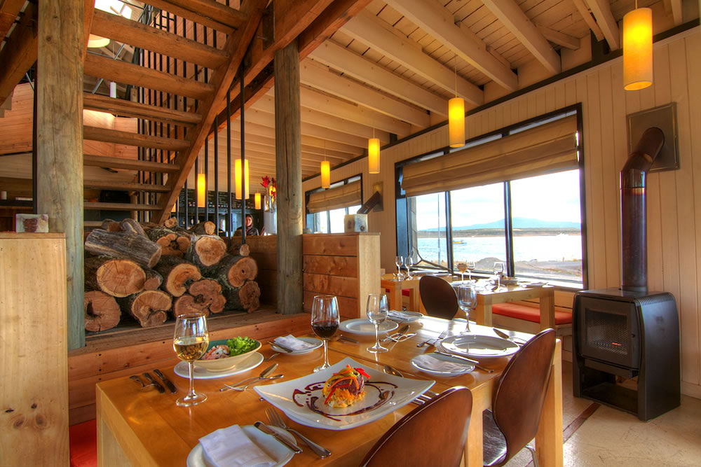 Chile - Puerto Natales - 1560 - Restaurant
