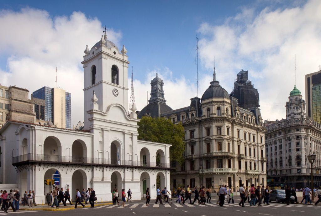 Argentina - 1584 - Cabildo - Half Day City Tour Buenos Aires - Landmarks