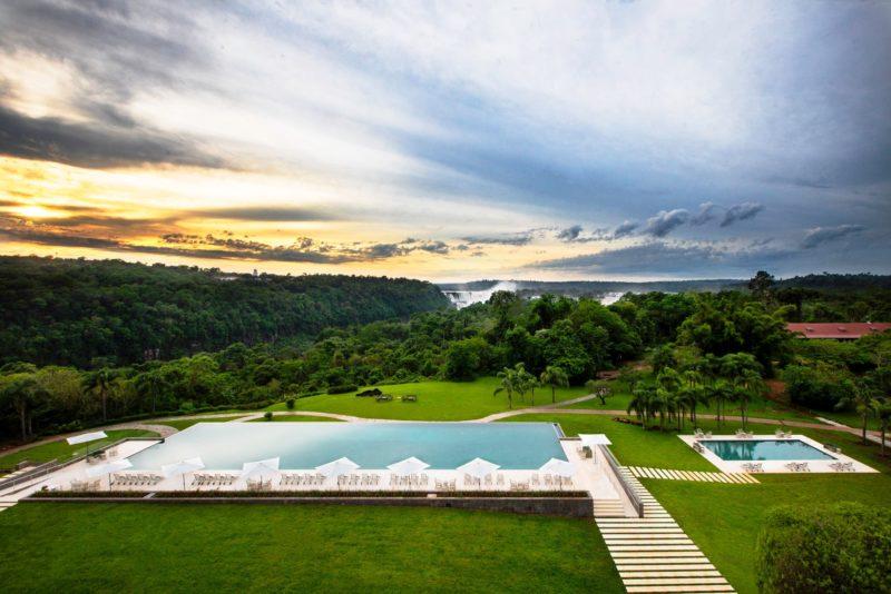 Argentina - 1584 - Pool - Gran Meliá Iguazú
