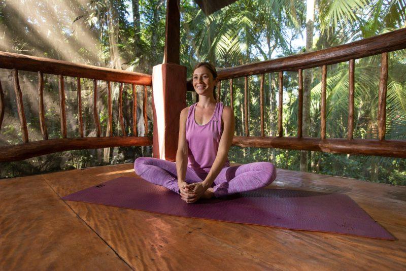 Argentina - 1584 - Yoga Yacutinga Lodge - Iguazú - Fitness Class
