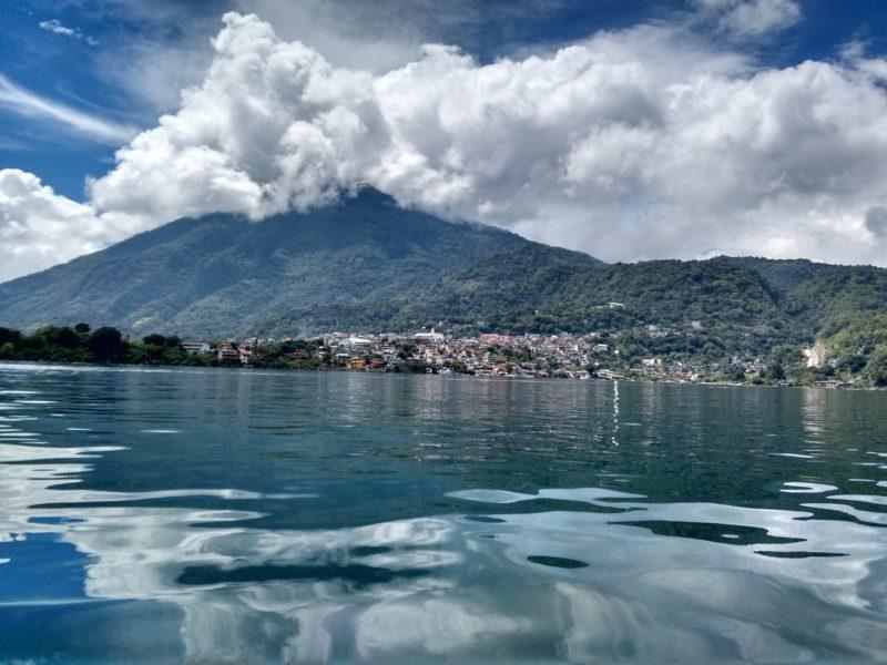 Essential Guatemala - 10024 - Atitlan Lake and Villages - Mountain Range