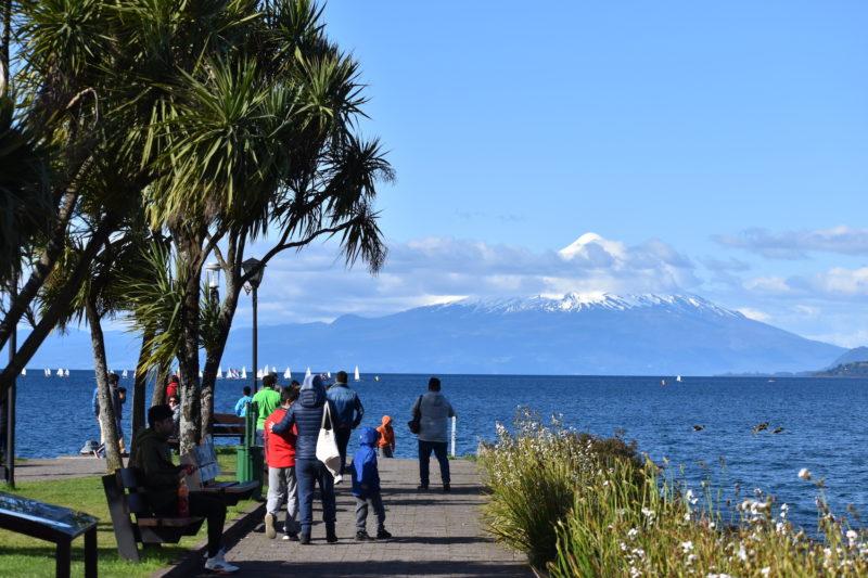 Chile - 1560 - Calbuco Volcano Scenic Landscape Adventure