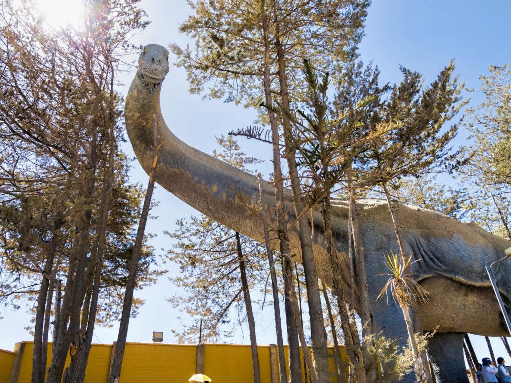 Bolivia - 1561 - Family Program - Cretaceous Park Dinosaur Children Adventure