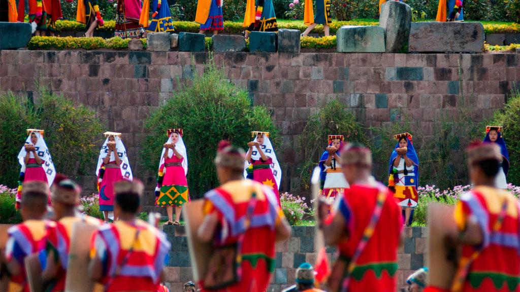 Peru - 1559 - Cusco - Living Inca Empire Cultural Ceremony Experience