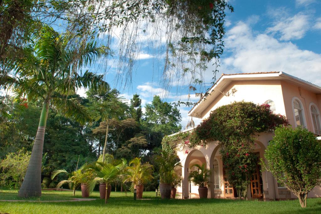 Kenya - Nairobi - 12890 - Front of Main House