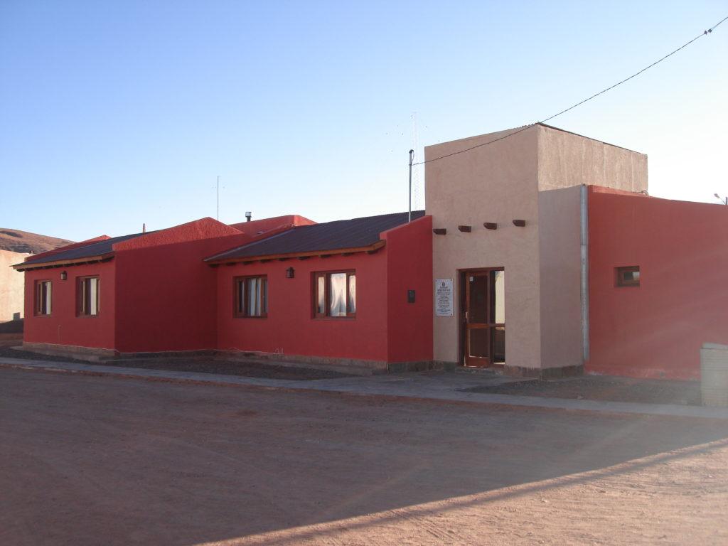 Argentina - NOA Tolar Grande - 1584 - Casa Andina - Exterior