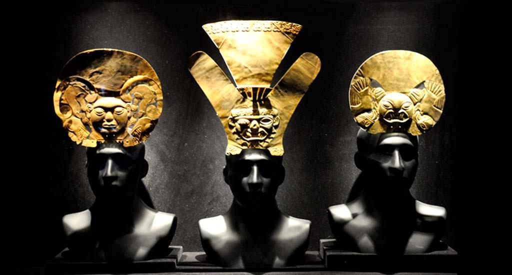 Peru - 1559 - Lima - Larco Museum - Mayan Artifacts