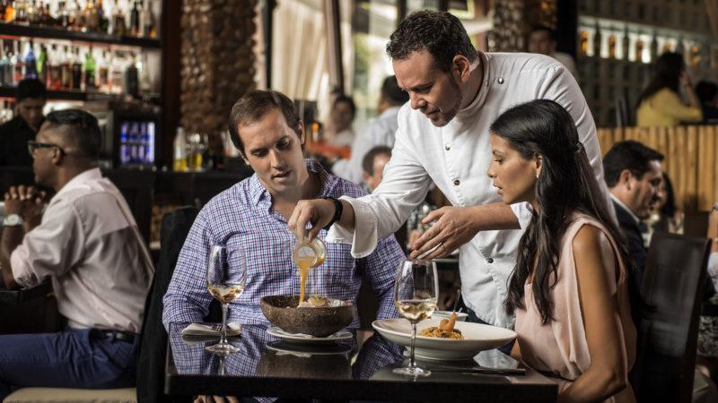 Peru - 1559 - Lima Gastronomic Tour - Tasting Session