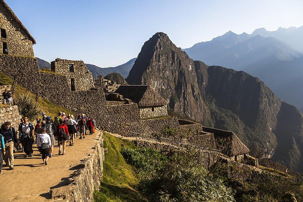 Peru - 1559 - Machu Picchu Trails - Hiking