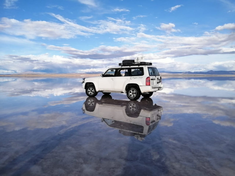 Bolivia - 1561 - Adventure Program - Salar de Uyuni Salt Flats Scenery
