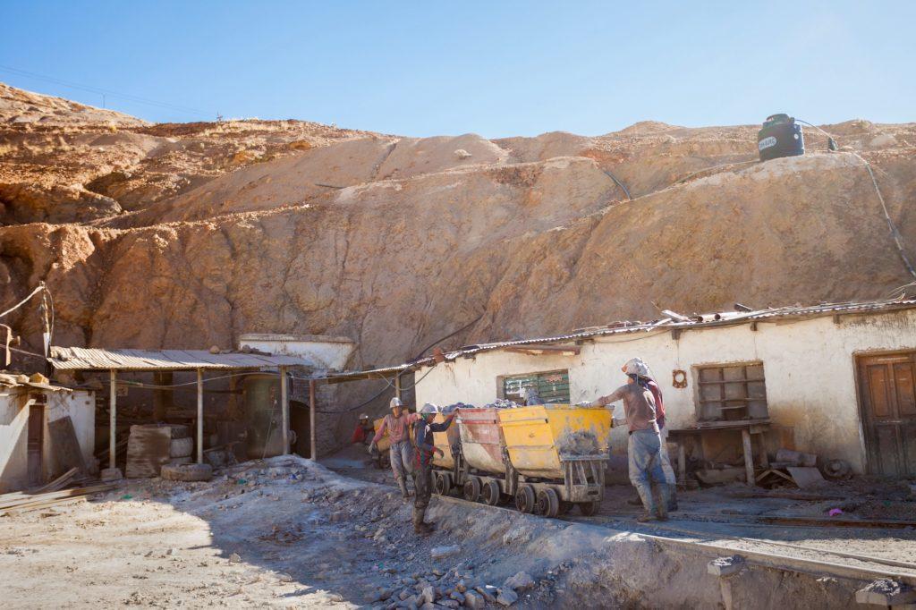 Bolivia - 1561 - Community Program - Potosi Miners Community