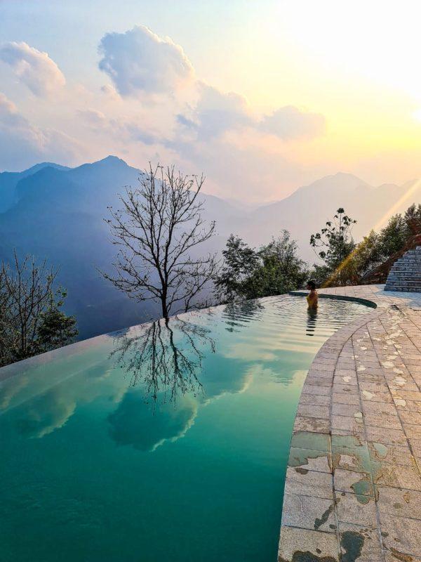 Vietnam - Sapa - 16103 - Plunge Pool