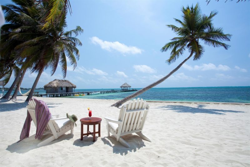 Belize San Pedro Adventure - San Pedro - Victoria House Beach Views