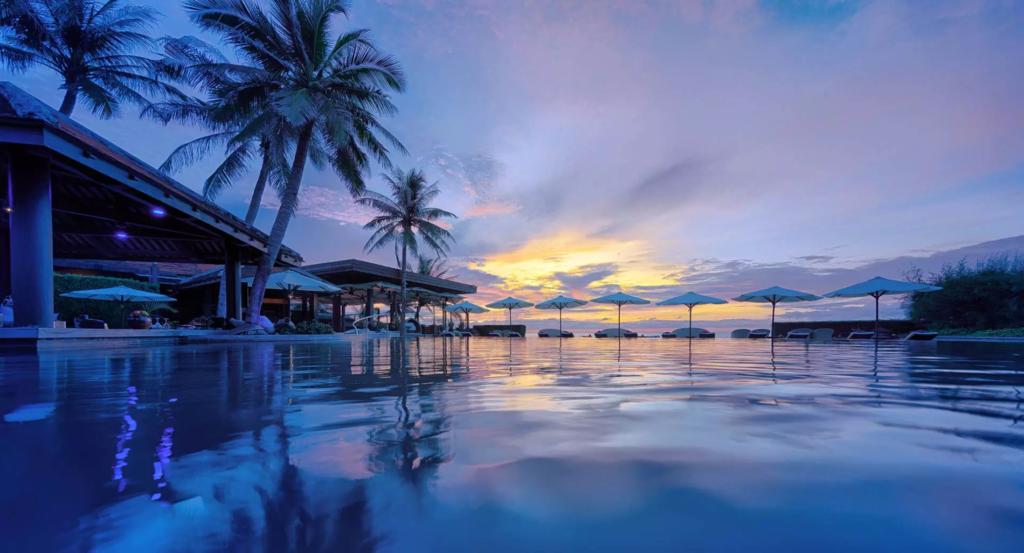 Vietnam - Phu Hai - 16103 - Anantara Mui Ne Resort - Pool Views