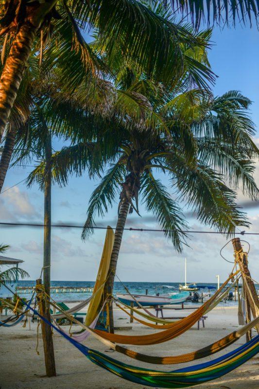 Belize San Pedro Adventure - San Pedro - Beach Hammock