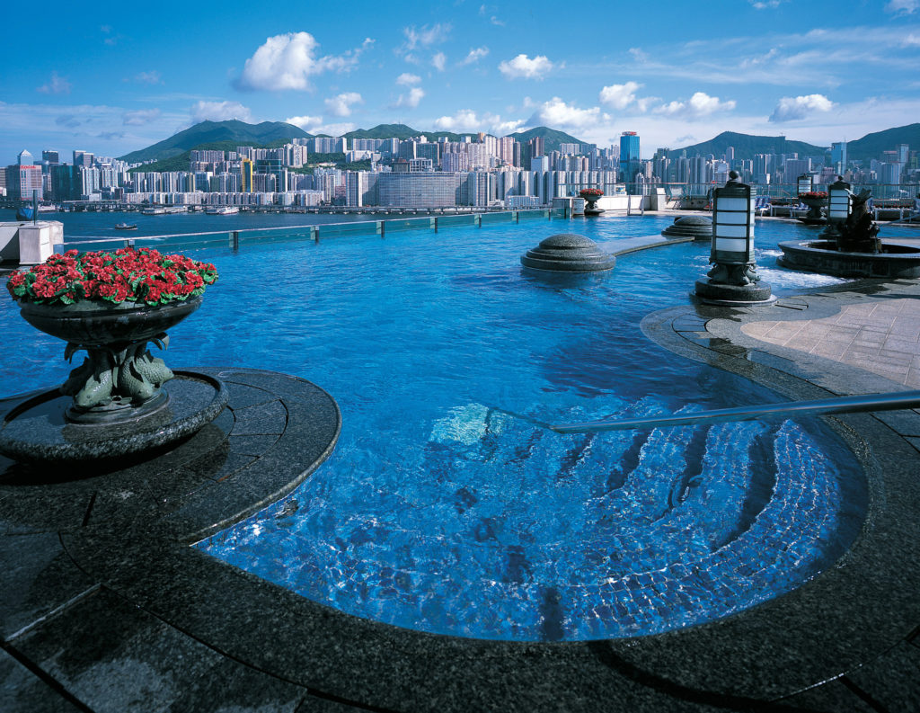 Hong Kong - 18263 - Harbour Grand Rooftop Pool