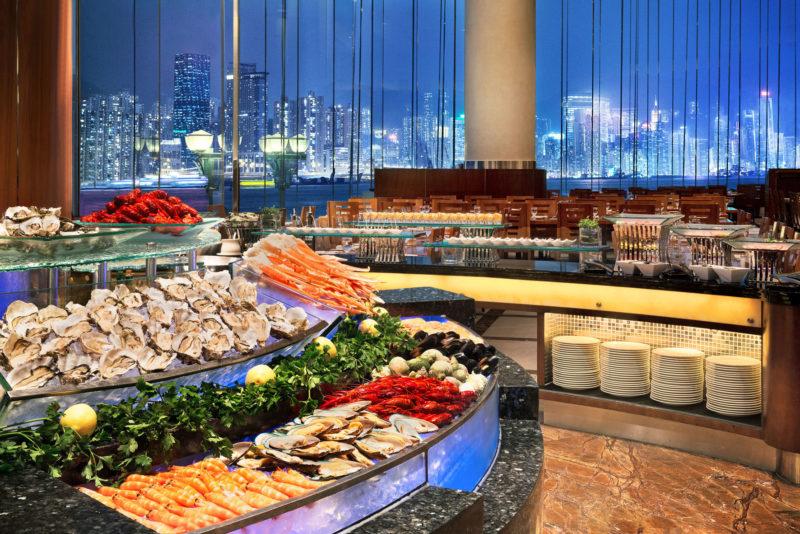 Hong Kong - 18263 - Harbour Grand Buffet