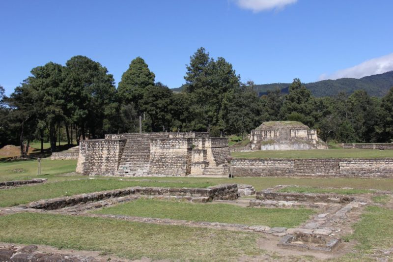 Guatemala Adventure Journey - 10024 - Iximche Ruins